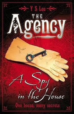 Book Cover for Agency (Mary Quinn Mysteries)