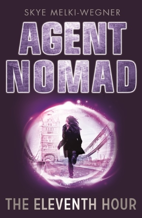 Book Cover for Agent Nomad