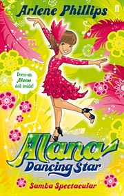 Book Cover for Alana Dancing Star