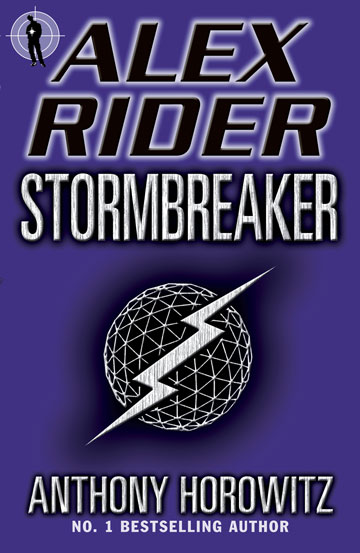 Book Cover for Alex Rider