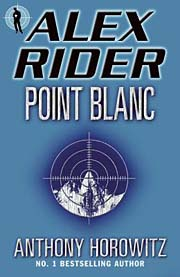 Book Cover for Point Blanc