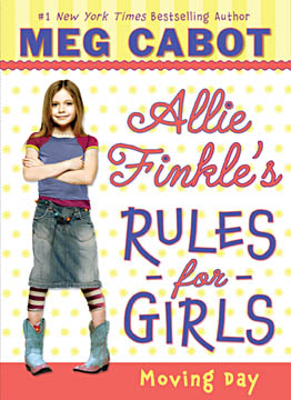 Book Cover for Allie Finkle's Rules for Girls