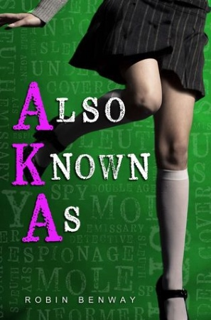 Book Cover for Also Known As