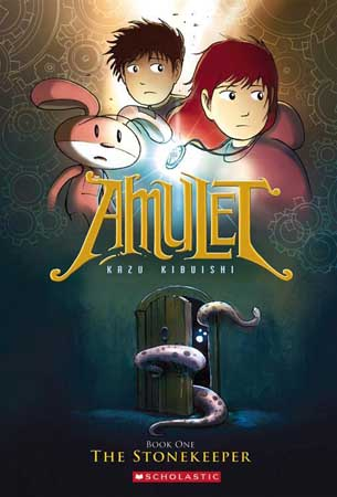 Book Cover for Amulet