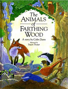 Book Cover for Animals of Farthing Wood
