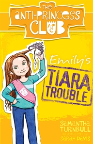 Book Cover for Anti-Princess Club