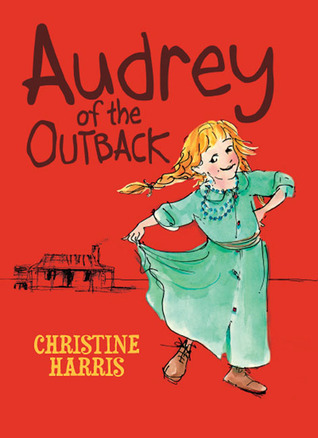 Book Cover for Audrey of the Outback