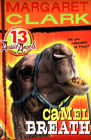 Book Cover for Camel Breath