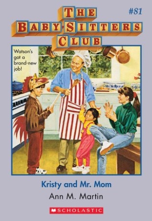 Book Cover for Kristy and Mr Mom