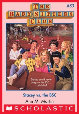 Book Cover for Stacey vs. the BSC