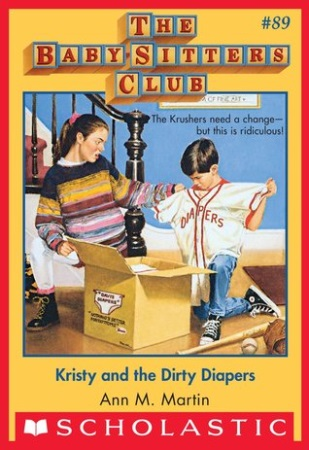 Book Cover for Kristy and the Dirty Diapers
