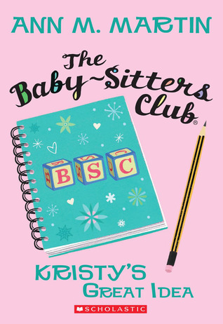 Book Cover for Kristy's Great Idea