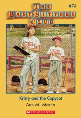 Book Cover for Kristy and the Copycat