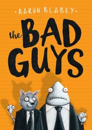 Book Cover for Bad Guys