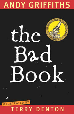 Book Cover for The Bad Book