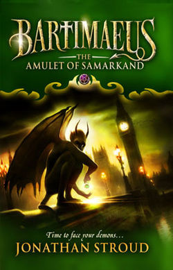 Book Cover for Bartimaeus Sequence