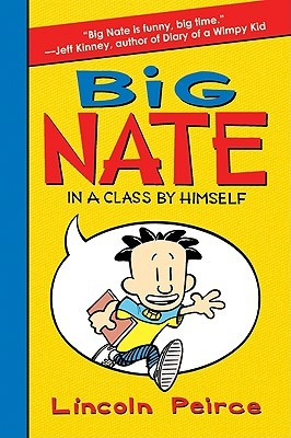 Book Cover for Big Nate