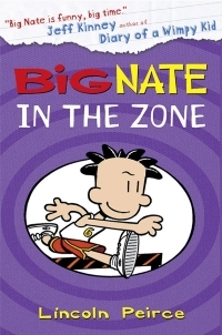 Book Cover for Big Nate in the Zone