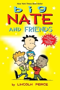 Book Cover for Big Nate and Friends