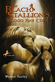 Book Cover for The Black Stallion's Blood Bay Colt
