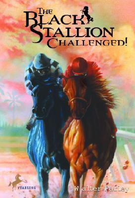 Book Cover for The Black Stallion Challenged