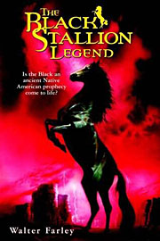 Book Cover for The Black Stallion Legend