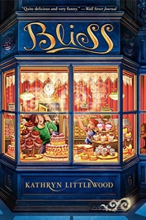 Book Cover for Bliss Bakery