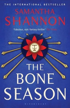 Book Cover for Bone Season