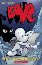 Book Cover for Bone