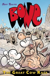 Book Cover for The Great Cow Race