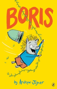 Book Cover for the Boris Series