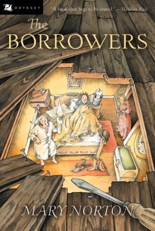 Book Cover for Borrowers