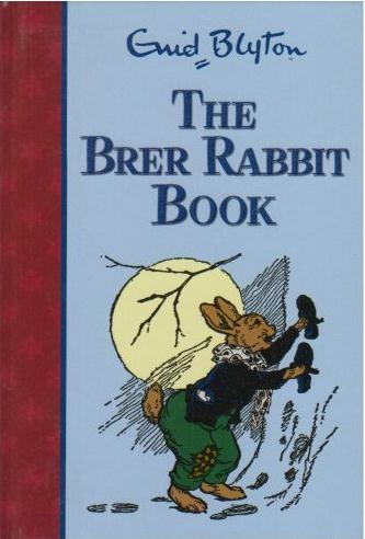 Book Cover for the Brer Rabbit Series