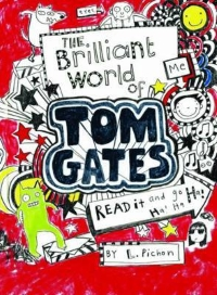 Book Cover for Brilliant World of Tom Gates