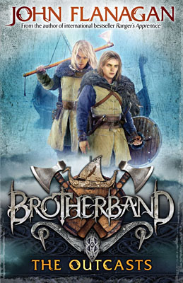 Book Cover for Brotherband Chronicles