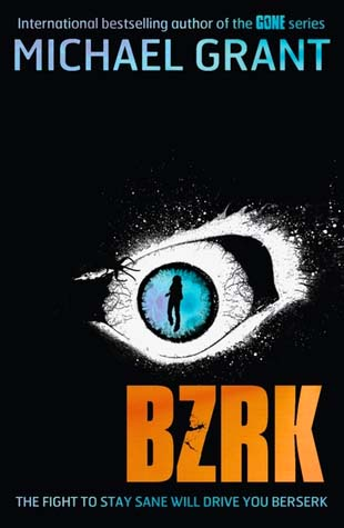 Book Cover for BZRK