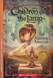 Book Cover for Children of the Lamp