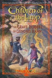 Book Cover for The Grave Robbers of Genghis Khan