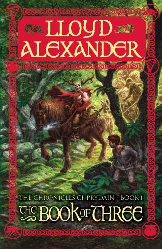 Book Cover for Chronicles of Prydain