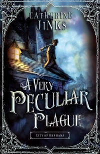 Book Cover for A Very Peculiar Plague
