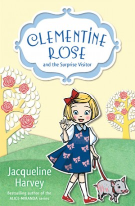 Book Cover for Clementine Rose