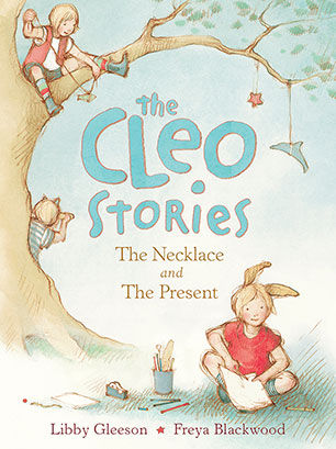 Book Cover for Cleo Stories