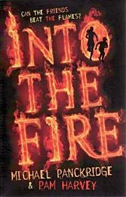 Book Cover for Into the Fire