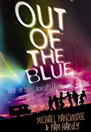Book Cover for Out of the Blue