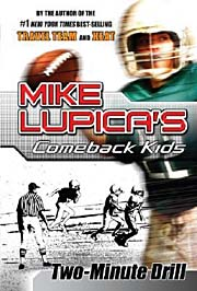 Book Cover for the Comeback Kids Series