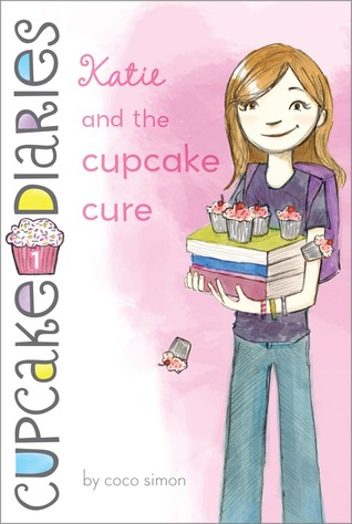 Book Cover for Katie and the Cupcake Cure
