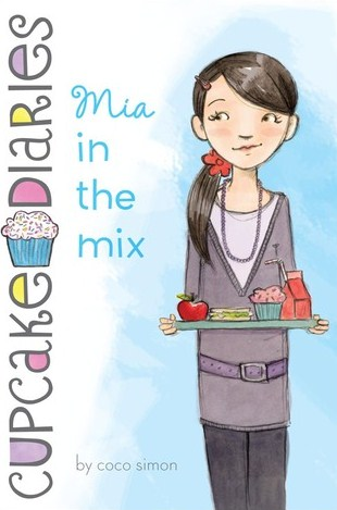 Book Cover for Mia in the Mix