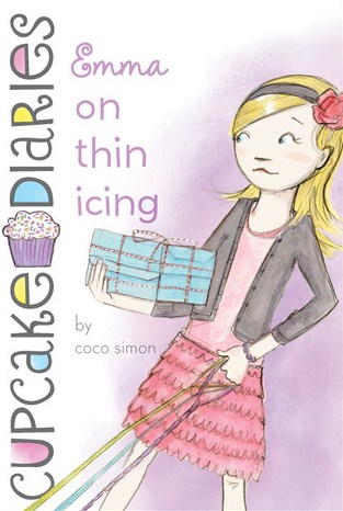 Book Cover for Emma on Thin Icing