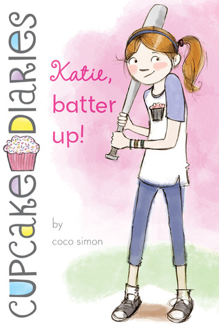 Book Cover for Katie, Batter Up!