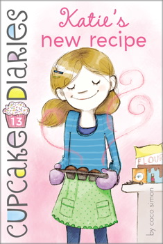 Book Cover for Katie's New Recipe